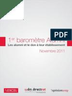 Livre Blanc Alumni Nov2011
