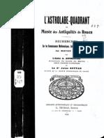L'Astrolabe Quadrant