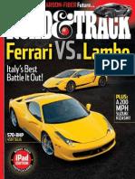 Road & Track 2010-12