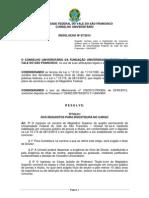 Resolução CONUNI nº 07_2013