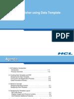 BIP 1- Oracle BI Publisher Using Data Template Training Doc