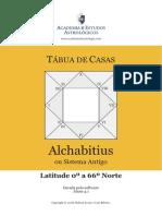 _Tábua da Casas Alchabitius
