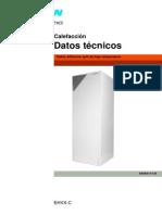 Daikin Altherma Bibloc Hidrokit Diseño Integrado