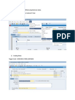 Form Peronalizatio  5 - Creating Custom Menu and Call Form Using That New Menu