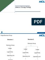 Org Hierarchy