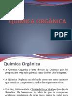 06 - Química Orgânica 2012