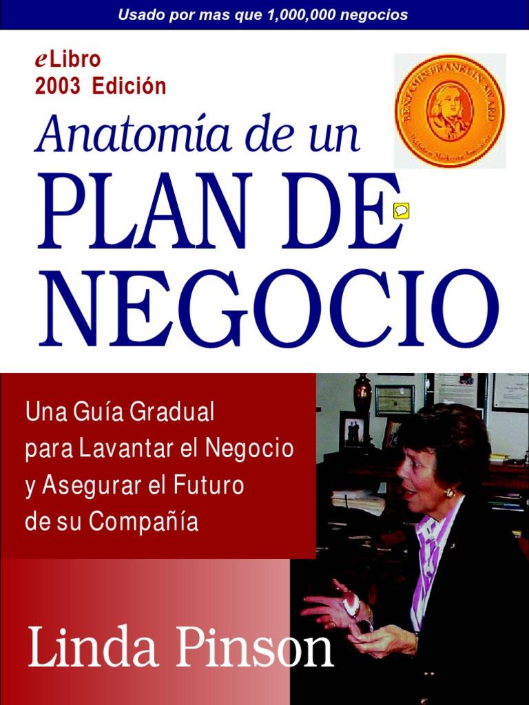 Anatomia.de.Un.plan.de.negocio. .Linda.pinson