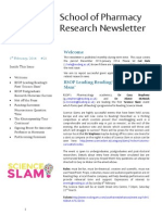 RSOP Research News 20 Jan 2014