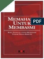 Buku Saku Korupsi