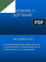 Hadware y Software Ppt