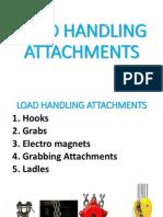 Load Handling Equipments (Materials Handling)