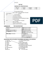 Unit 4 Nursing 2014-1 Accidents and Emmergencies