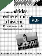 CURSO Zelmanovich_Perla-Efemerides,_entre_el_mito_y_la_historia.pdf