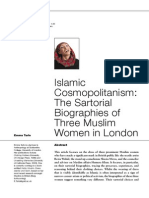 Islamic Cosmopolitanism FT PDF