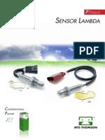 Manual Sensor Lambda 7 Passos