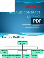 The Sales Contract-ppt