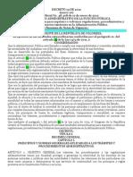 DECRETO 19 de 2012 Ley Antitramites