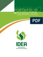 Portafolio IDEA 2013