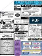 Weekly Reminder February 3, 2014