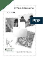 BOLETIN A LAS FAMILIAS 2009-2010 - KUETO