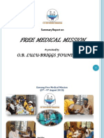 Report on Medical Mission in Enwang community, Akwa Ibom State