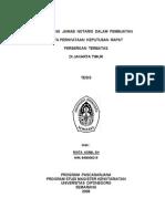 Tesis Pertanggungjawaban Notaris
