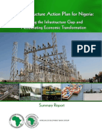 An Infrastructure Action Plan for Nigeria - Closing the Infrastructure Gap and Accelerating Economic Transformation
