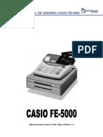 Manual Usuario Casio