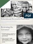 Educational Research Procedure