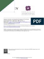 Cognition, Symbols, and Vygotsky's Developmental Psychology
