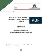 Proiect RSDRU - Marian Scurtu.doc
