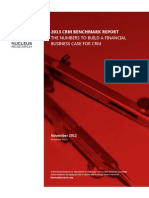 m155 2013 Crm Benchmark Report