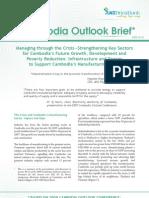 Cambodia Outlook Brief - No 5