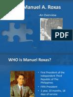 97722738 Manuel Roxas