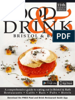 Bristol & Bath Food & Drink Guide 2013