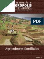 Dossier Agricultures Familiales Janvier 2014