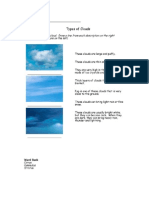 types of clouds worksheet-571