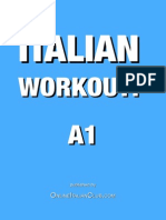 Italian Workout A1