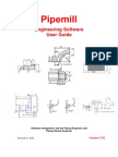 Pipemill User Guide