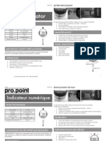 Pro.point Digital Indicator - 8372112_manual