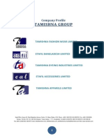 Tamishna Group Profile