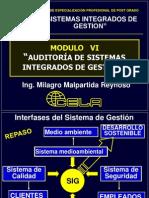 Auditoria SIG
