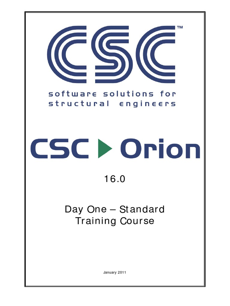 standard training manual csc orion cartesian coordinate system rh scribd com