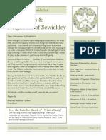 February 2014 Newsletter