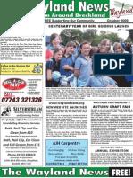 The Wayland News October 2009