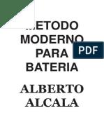 ALBERTO ALCALA - Metodo moderno para batería.pdf