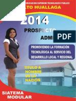 Prospeccto 2014