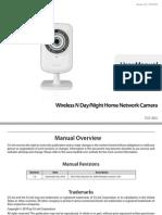 Dcs-932l a1 Manual v1.00(Na)-En
