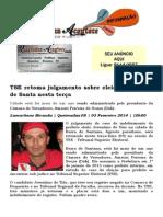 TSE retoma julgamento sobre eleição em Barra de Santa nesta terça