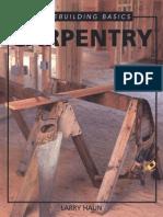 Homebuilding Basics Carpentry